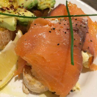 salmon fish Guscio